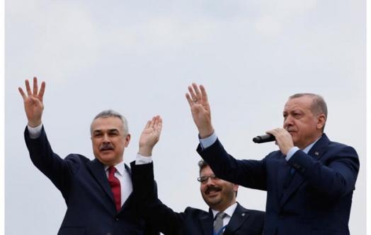"""AK Parti'li Savaş; 'Türkiye'nin hedefleri için mücadelemizi sürdüreceğiz"""""""