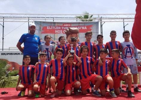 """Altınordu Çine Futbol Okulu 'Biz Büyük Bir Aileyiz"""""""