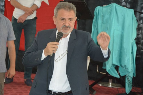 Başkan Çetindoğan Adaylığını Açıkladı