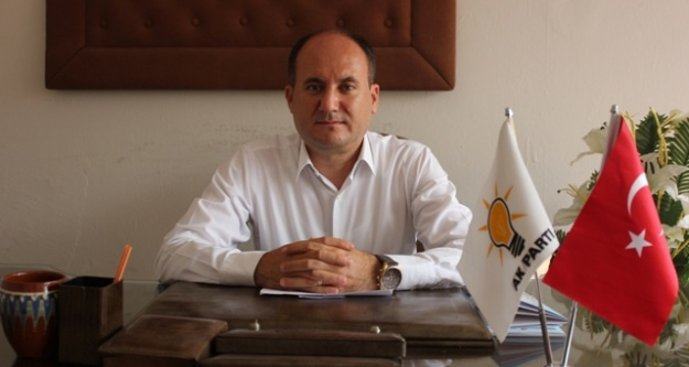 """Başkan Tosun, 'AK Parti Söz Verdi mi? Yerine Getirir"""""""
