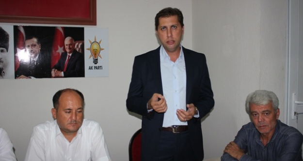 AK Partiden, Kandemir Belediye Başkan Aday Adaylığını Açıkladı