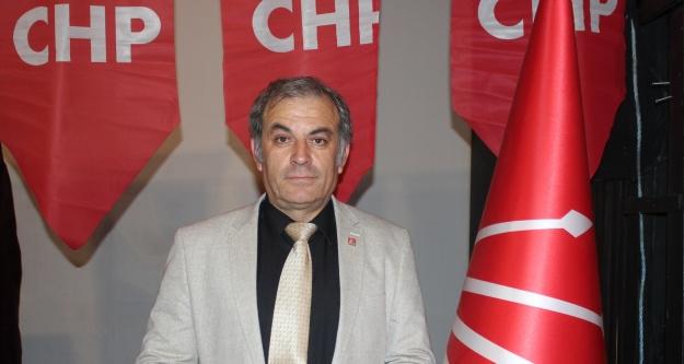 """CHP İlçe Başkanı Şahin, 'Ekonomik Kiriz kapıya Dayandı"""""""