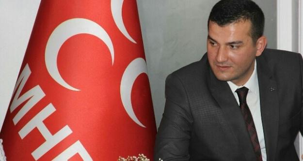 """MHP İl Başkanı Pehlivan; 'Görevimizin Başındayız"""""""