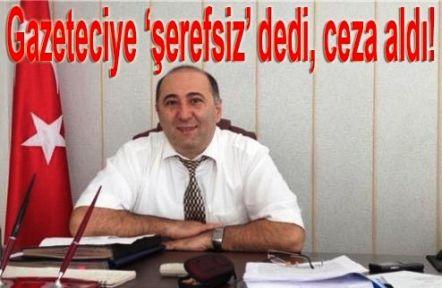 Adana Vali Yardımcısına 3 Bin TL Tazminat!