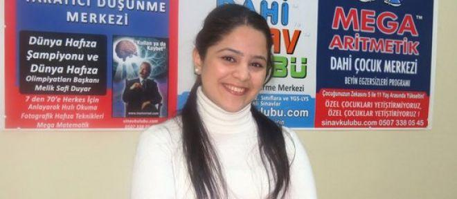 Sınav Kulübü ve Mega Aritmetik'ten ödül töreni