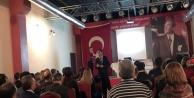TÜBİTAK Bilim Fuarları Bilgilendirme Toplantısı Yapıldı