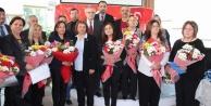 """MHP İl Kadın Kolları Başkanı Hatice Çiçekdemir; Biz ölmedik biz ayaktayız"""""""