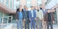 AK Parti, Yeni Başhekime Hayırlı Olsun Ziyareti