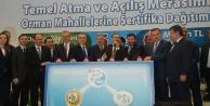 Bakan Eroğlu, 61 Milyonluk Yatırımın Temelini Attı