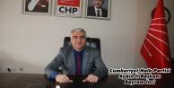 """CHP Aydın İl Başkanı Bayram İnci; """" Türkiye Cumhuriyetinde Başkanlık Sistemi yürümez"""""""