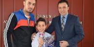 Karate de Türkiye 3#039;üncüsü Aydın#039;dan
