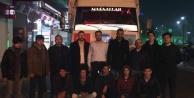 Ülkü Ocaklarından Türkmen Dağına Yardım Tırı