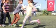 Çinede Çocuk Şenliği Düzenlendi