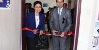 Çinede Okul Bünyesinde Kütüphane Açıldı