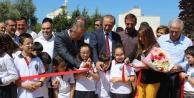 Başkan Atabay resim sergisi açılışına katıldı.