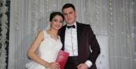Ceyda ve Mustafa için görkemli bir düğün töreni yapıldı