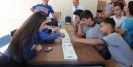 Çinede Mangala Turnuvası yapıldı