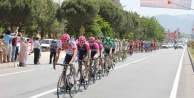 Cumhurbaşkanlığı Türkiye Bisiklet Turu Çineden geçti