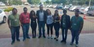 CHP Gençlikten Aydın Cezaevine kitap kampanyası