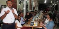 Dinçer, Şehit Aileleri ve Gazilerle iftarda buluştu