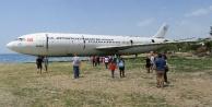 Öğrenciler AIRBUS A 300ü Ziyaret Etti