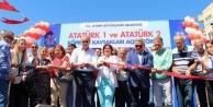 Kuşadası#039;nda Köprülü Kavşaklar Açıldı