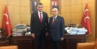 MHP İl Başkanı Burak Pehlivan#039;dan İlçeler ile ilgili değerlendirme