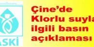 ASKİ#039;den Basın Duyurusu...