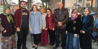 Aydın MHP, Ahıska Türklerini ziyaret etti