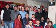 CHP Gençlik Kolları istifa etti, yeni Başkan Korkut atandı
