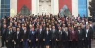 MHP Aydın teşkilatları, MHP Genel merkez ziyareti