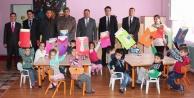 Çine#039;de Öğrenciler Karneleri aldılar