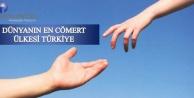 Dünyanın En Cömert Ülkesi Türkiye