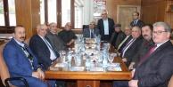 Esnaf Kefalet Kooperatifleri Aydın-Muğla Bölge Birliği Toplantısı Çine#039;de Yapıldı