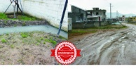 Evciler Mahallesinde Kanalizasyon ve Yol Sorunu
