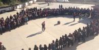 Madran Anadolu Lisesinde Yangın Tatbikatı