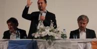AK Parti Çine Başkanlığı referandum için toplantı düzenledi