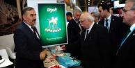 Kültür ve Turizm Bakanı Nabi Avcı Berlinden müjdeler verdi