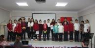 Özel Çine Marmara Koleji, 8 Mart Dünya Kadınlar Gününü kutladı
