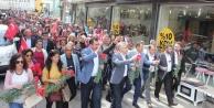 AK Parti, Çinede 'Türkiye İçin Evet e yürüdü