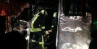 Çineli işçi yanarak hayatını kaybetti
