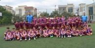 Altınordu Futbol Okulları Şimdi Çine#039;de
