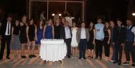 Çine Marmara Koleji mezuniyet Balosu düzenledi