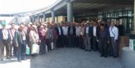 Çine Ziraat Odası Çiftçileri İzmir 7. Zeytin Fuarında