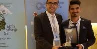 Çine MYOdan Üçüncülük Ödülü