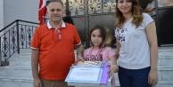 Deneme Sınavında Türkiye Birincisi Çine Marmara Kolejinden
