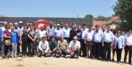 Çineli Muhtarlar Vodafone Akıllı Köyü Ziyaret Etti