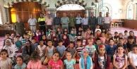 Karpuzluda, Yaz Kuran Kurslarında Trafik Eğitimi