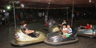 Çinede, Çocukların Eğlenme Fırsatı Bulacağı Lunapark Açıldı