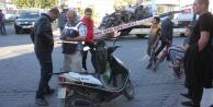 Çine Emniyet ten Motosiklet Uygulaması